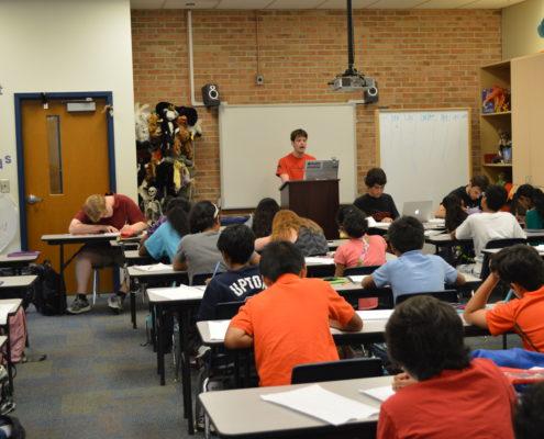 Pace Debate Classroom